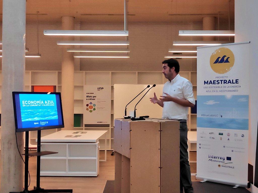 Participamos en el proyecto europeo INTERREG MED-MAESTRALE